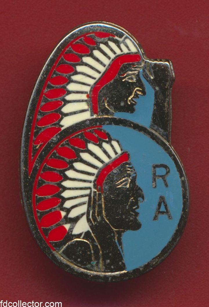 insigne-6-regiment-artillerie