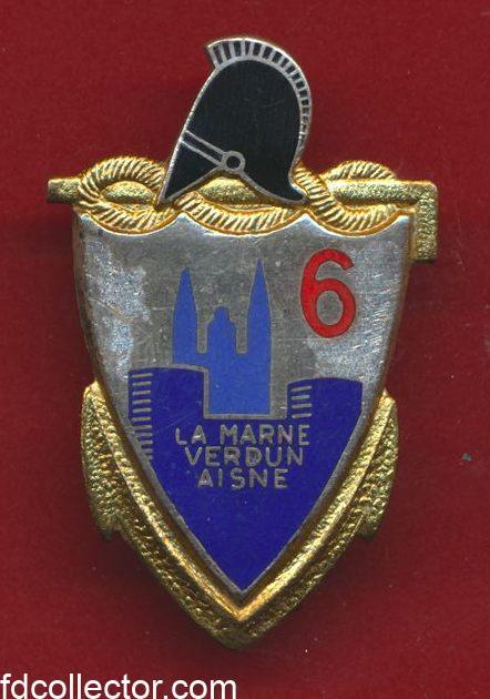 insigne-6-regiment-genie-angers