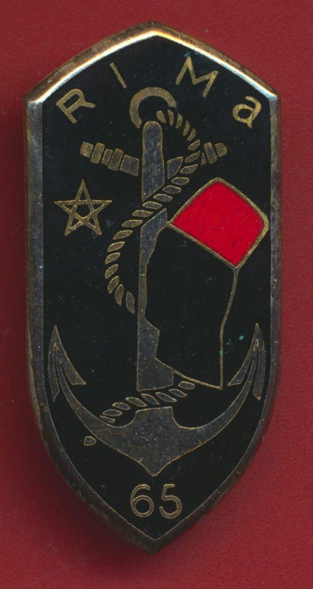 insigne-65-regiment-infanterie-marine