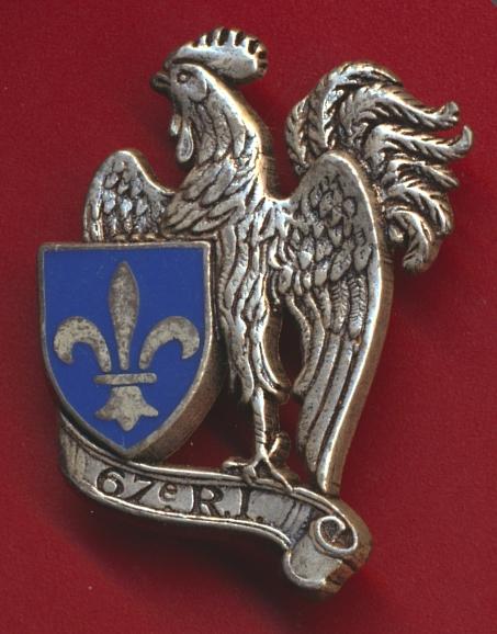 insigne-67-regiment-infanterie