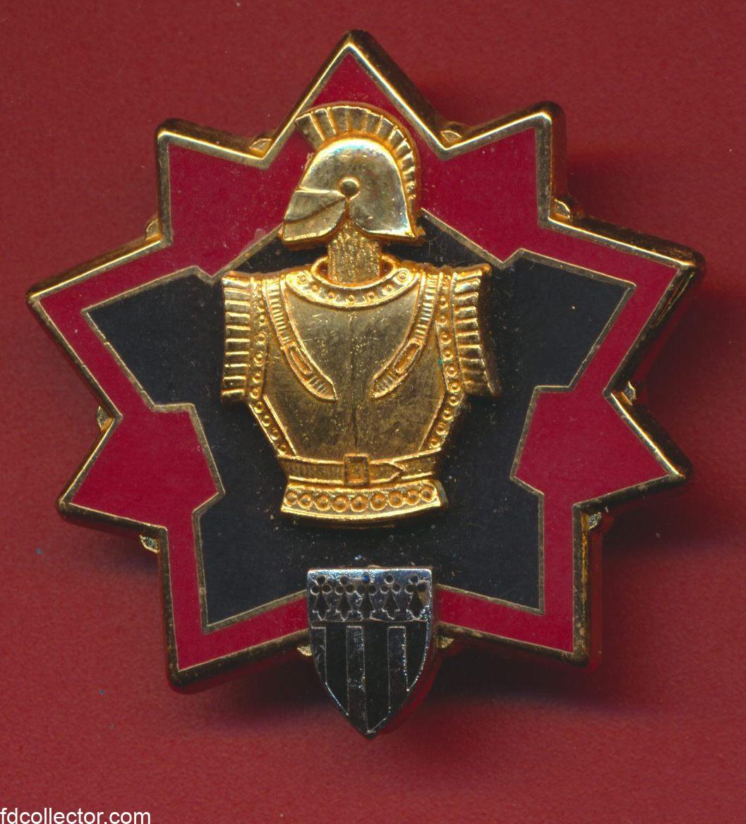 insigne-travaux-genie-3-region-militaire