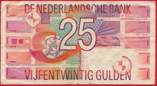 pays-bas-netherland-5-avril-1989-april-vijfentwintig-gulden-10-3679