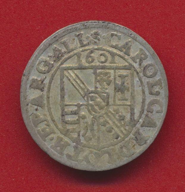 strasbourg-1601-charles-lorraine-rudolf-ii-alsace-3-kreuzer