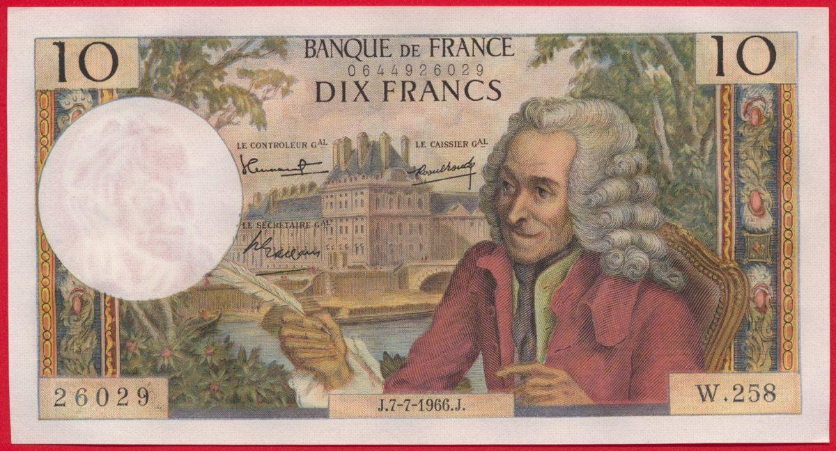 10-francs-voltaire-7-7-1966-banque-france-26029