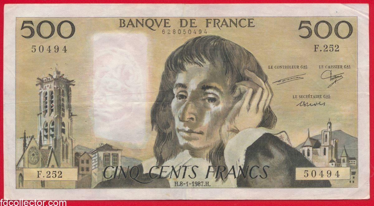 500-francs-pascal-8-1-1987