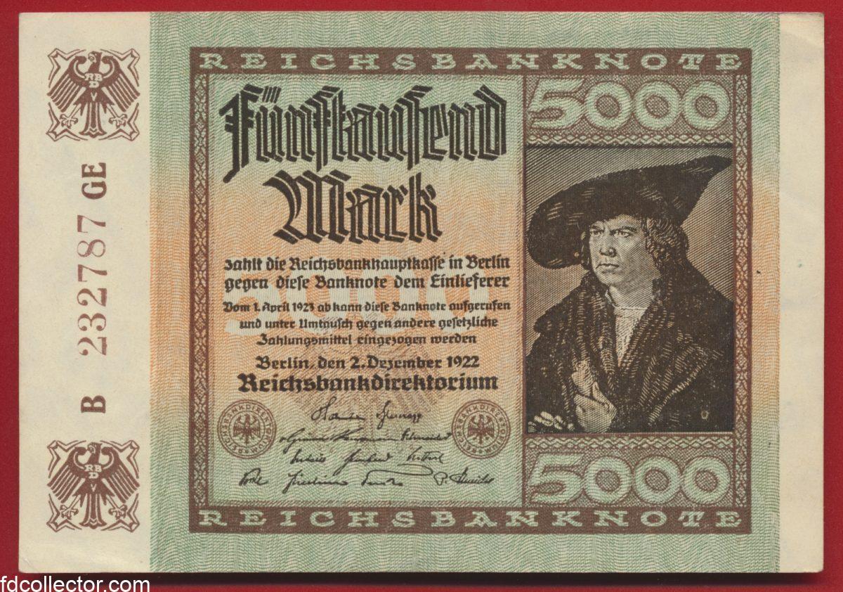allemagne-5000-mark-1922-232787