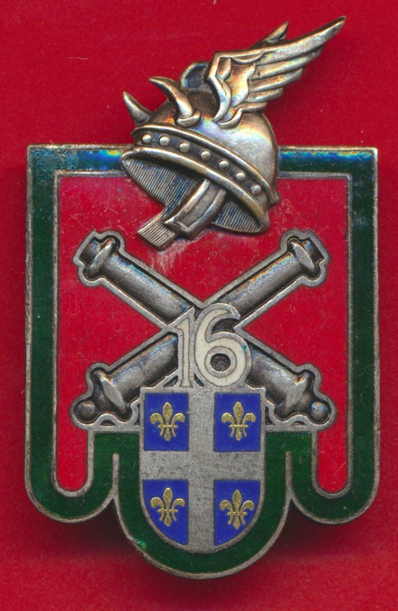 insigne-16-regiment-artillerie