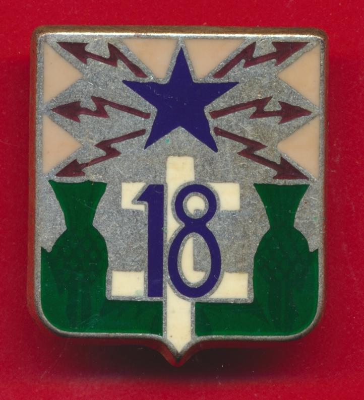 insigne-18-regiment-sapeurs-telegraphistes
