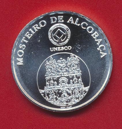 portugal-5-euro-argent-2006-mosteiro-alcobaca