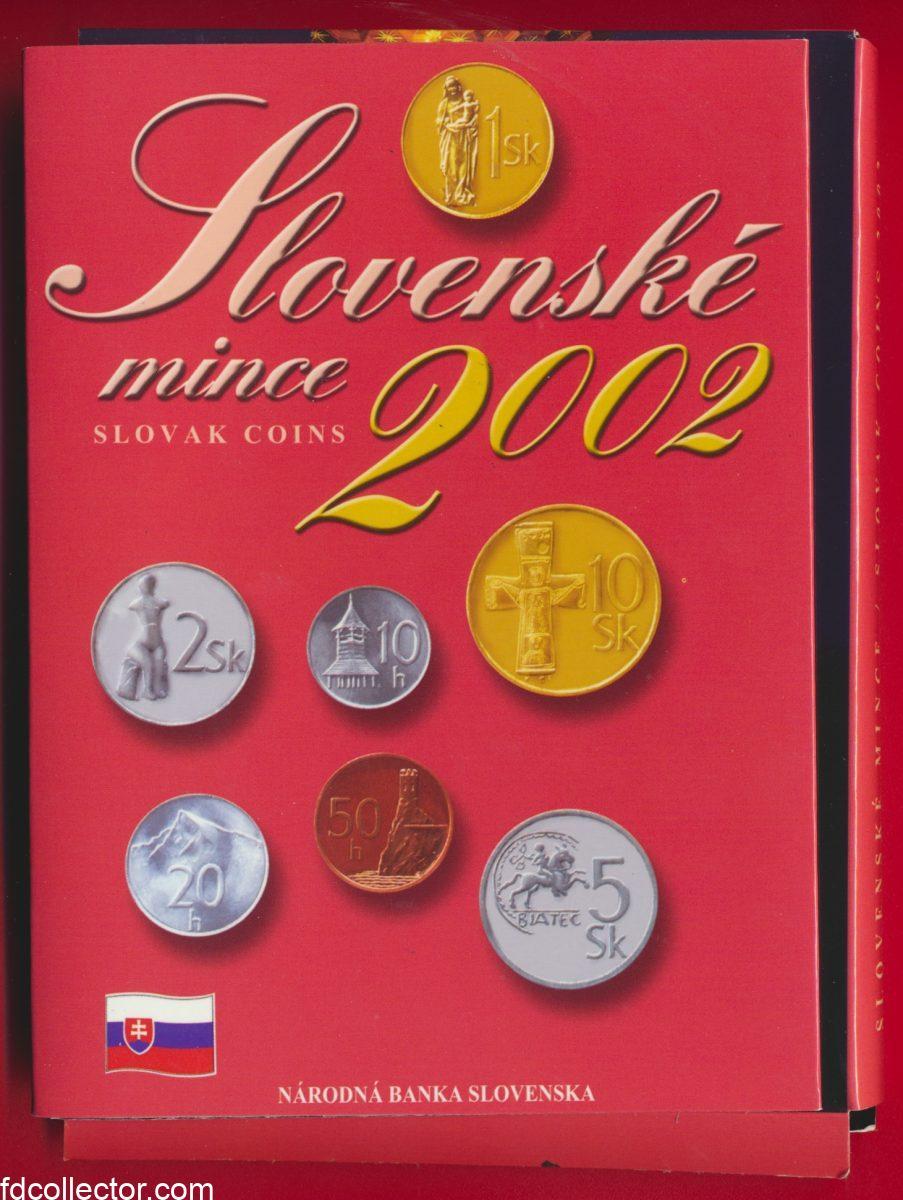 set-coin-slovaquie-2002-slovak-banka-slovenska