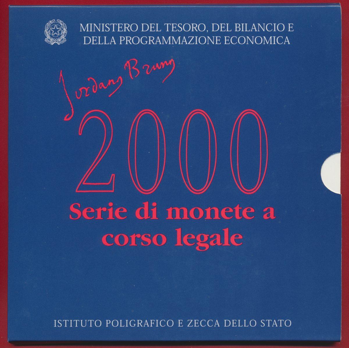 set-italie-coin-italie-italia-2000