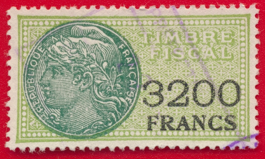 timbre-fiscal-fiscaux-3200-francs