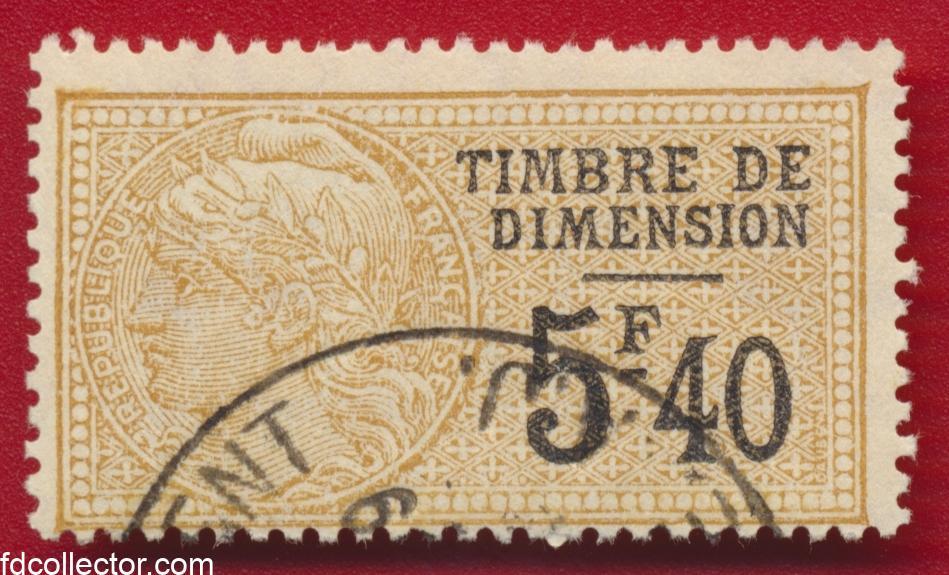 timbre-fiscal-fiscaux-dimension-5-francs-40