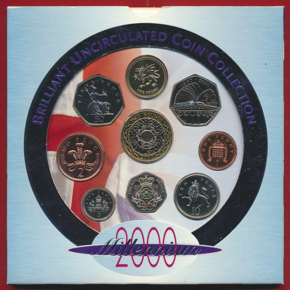 united-kingdom-grande-bretagne-set-2000-uncirculed-brilliant-coin-collection-1