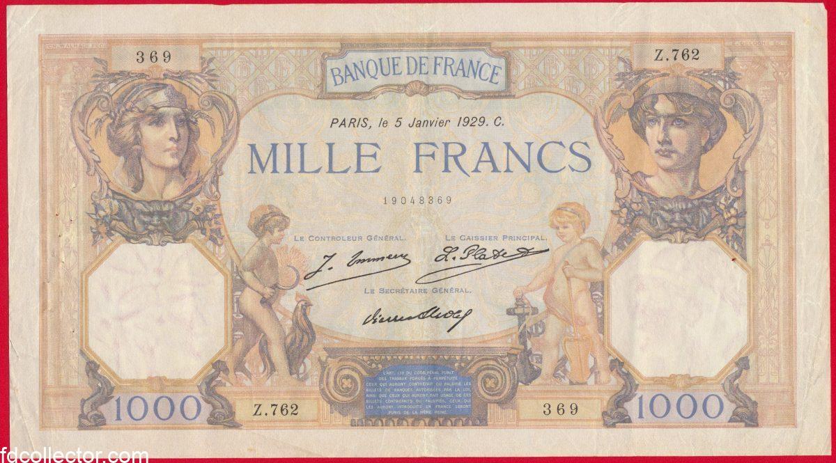 1000-francs-ceres-mercure-5-janvier-1929-369