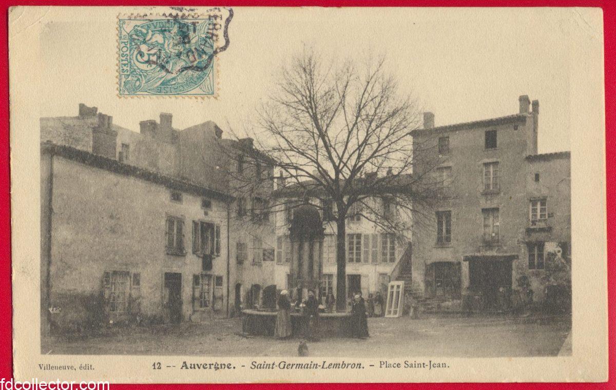 cpa-auvergne-saint-germain-lembron-place-jean
