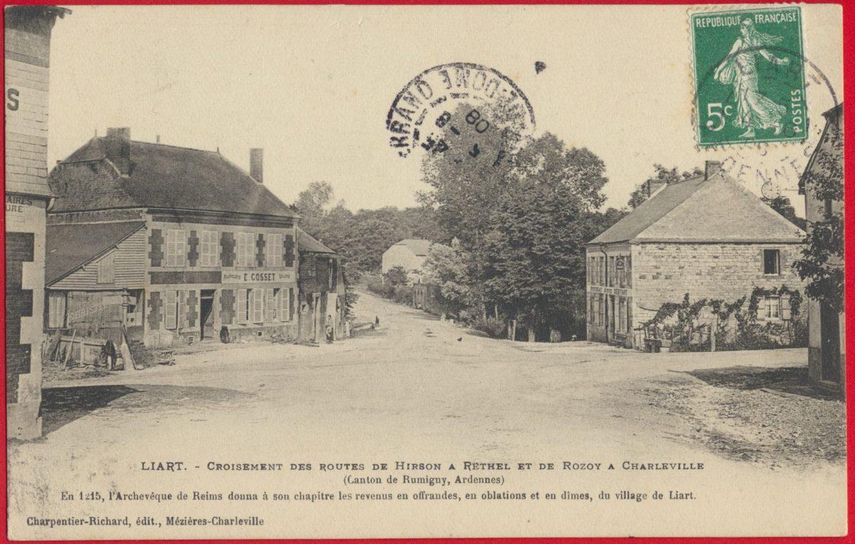 cpa-liart-croisement-routes-hirson-rethel-rozoy-charleville