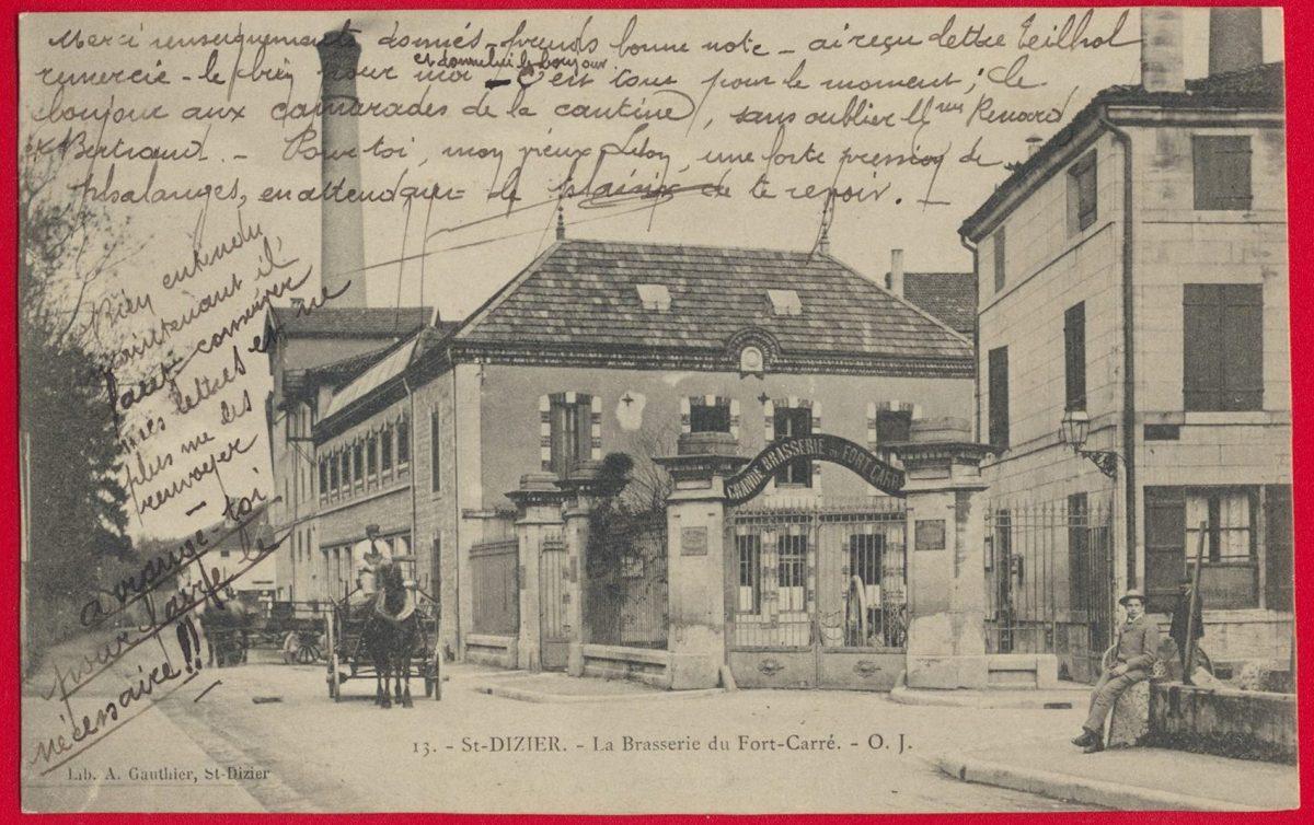cpa-saint-dizier-brasserie-fort-carre