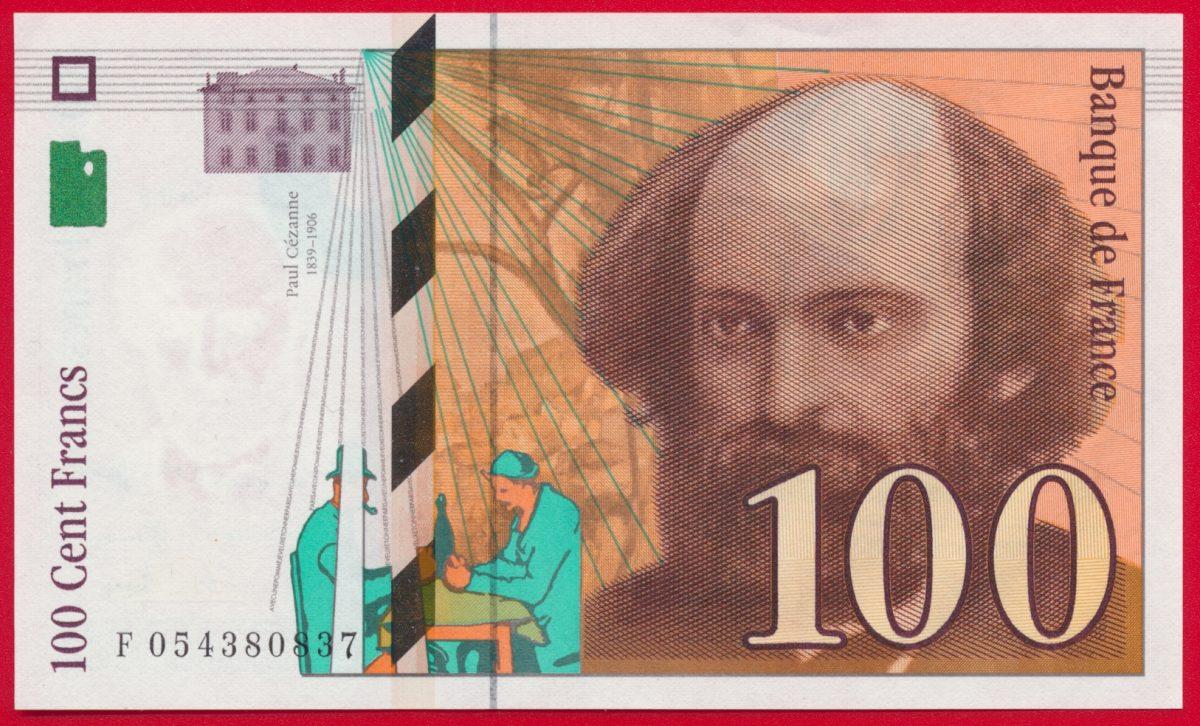 100-francs-cezanne-054380837-1998-neuf
