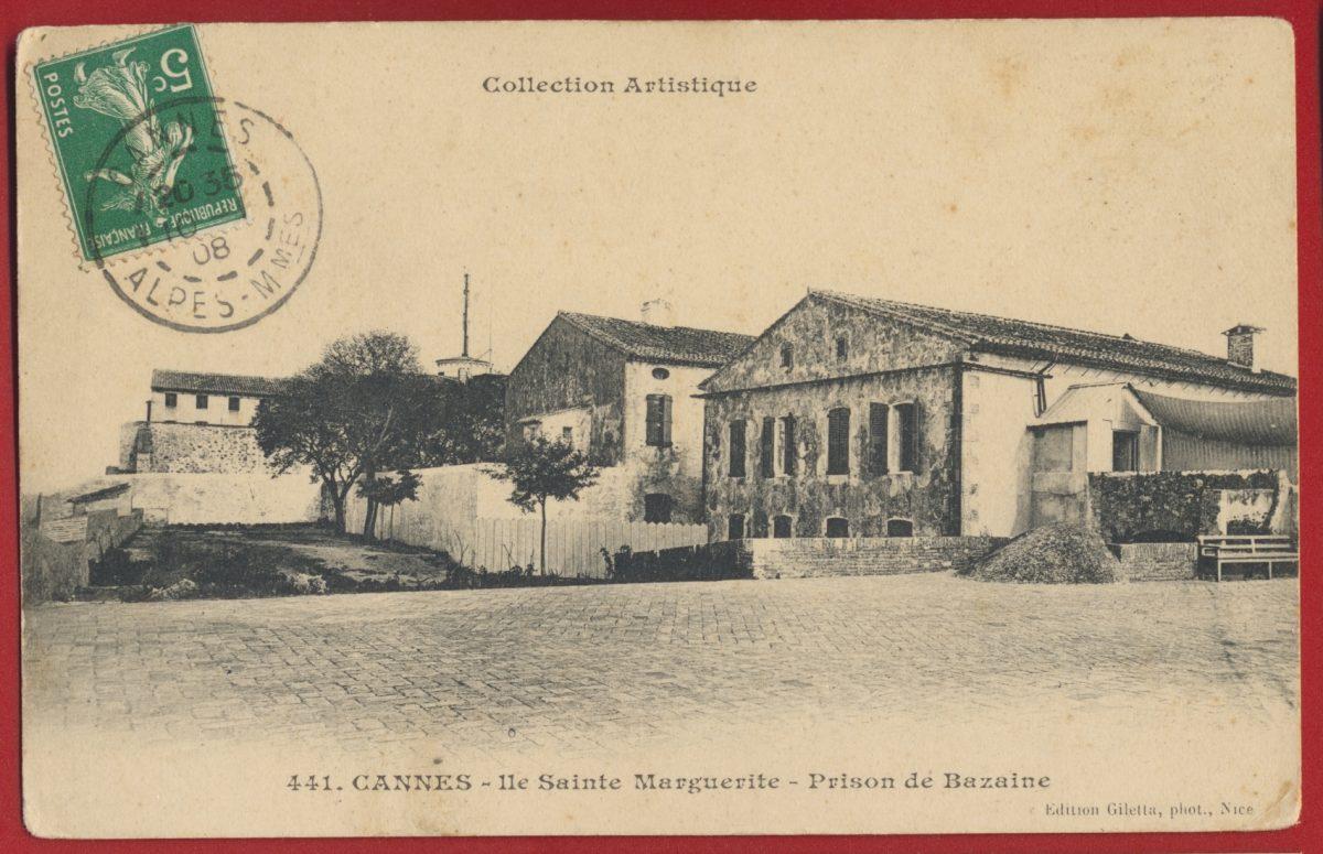 cpa-cannes-ile-sainte-marguerite-prison-bazaine