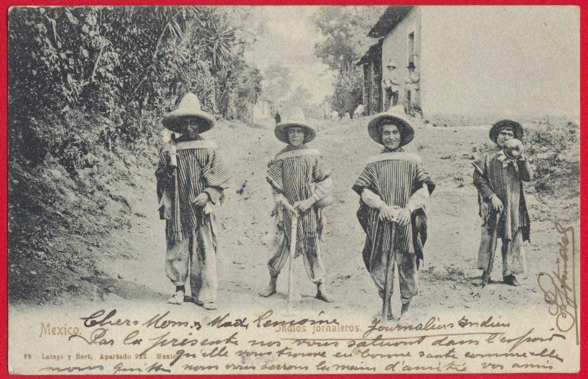 cpa-mexico-mexique-indios-jornaleros