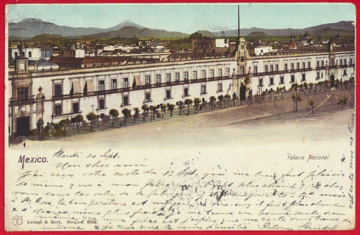 cpa-mexique-palacio-nacional