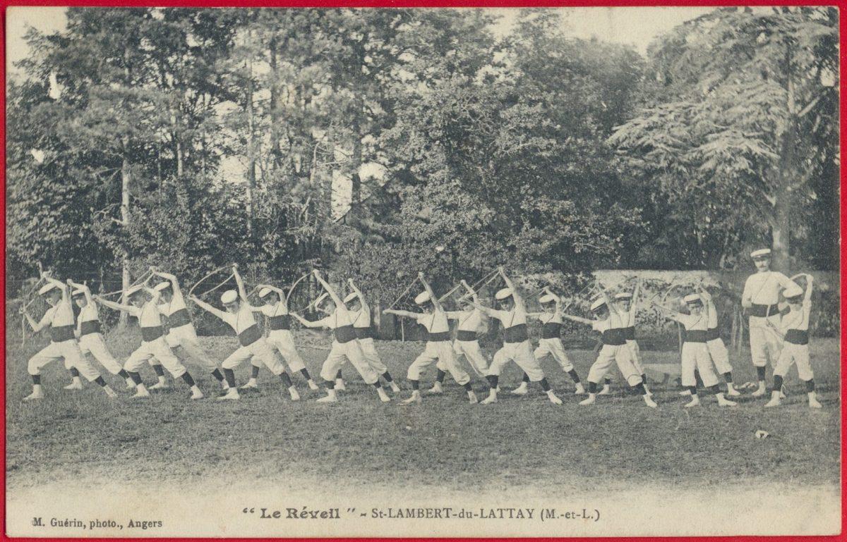 cpa-saint-lambert-lattay-maine-loire-reveil-angers