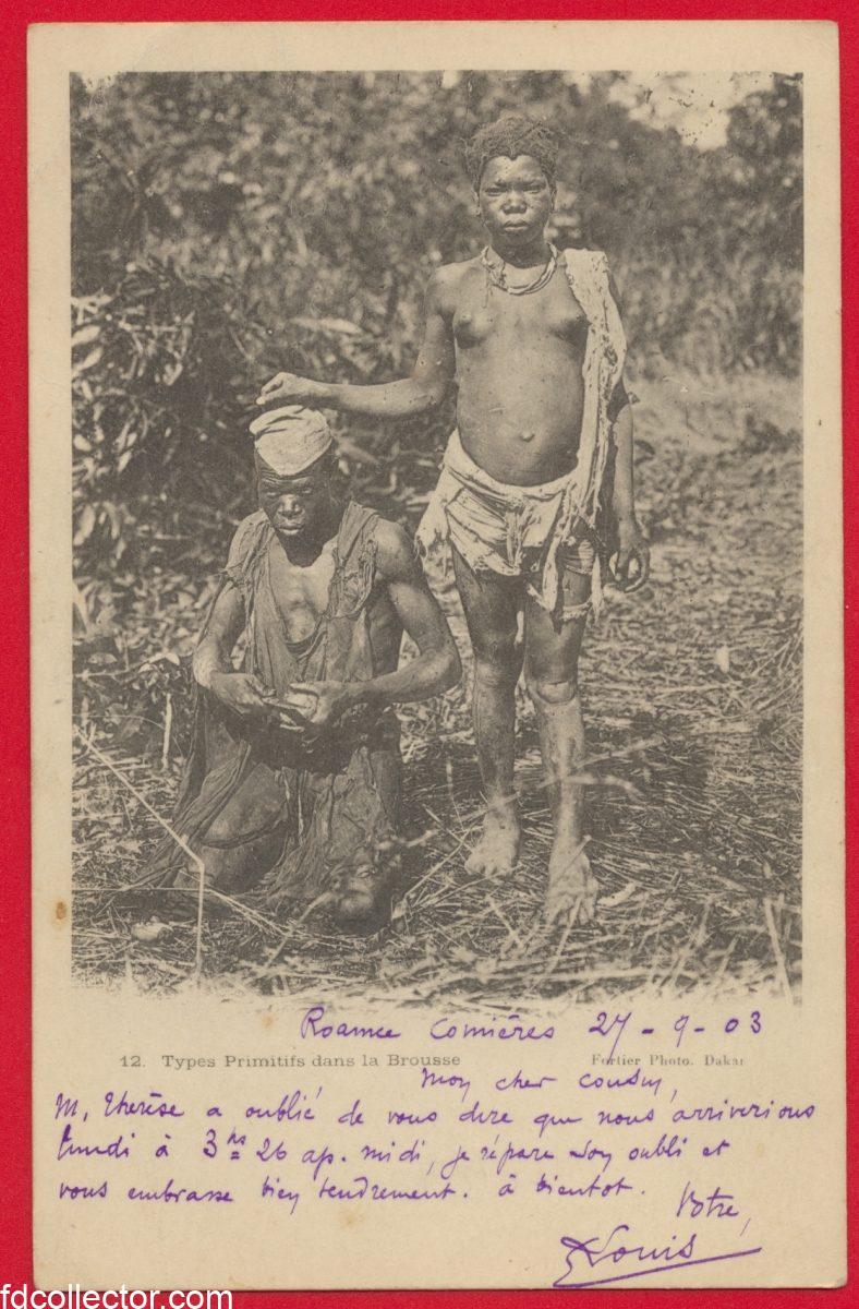 cpa-senegal-type-primitifs-brousse-1903