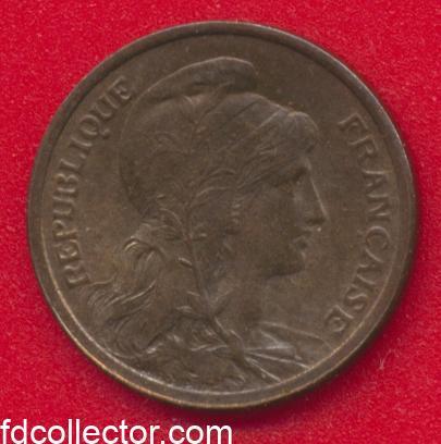 un-centime-dupuis-1920-vs