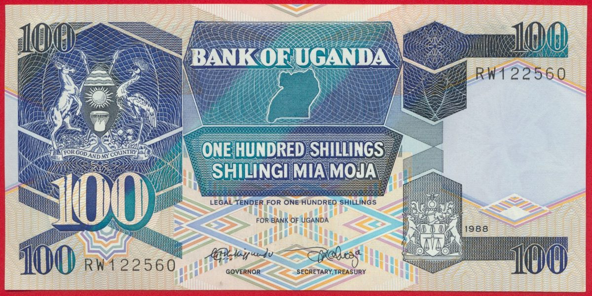 100-shillings-ouganda-ugana-bank-one-hunded-1988-122560