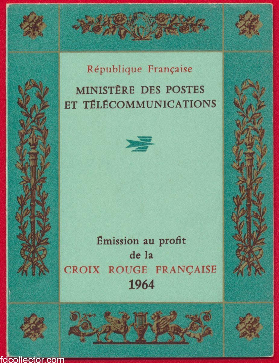 carnet-croix-rouge-france-1964