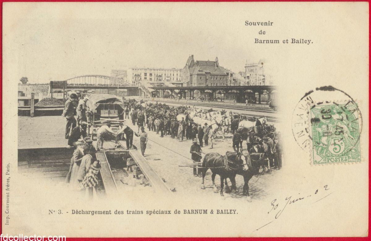 cpa-souvenir-cirque-barnum-dechargement-trains-speciaux-bailey
