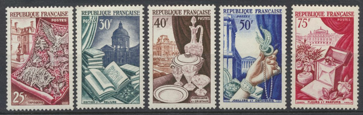 serie-timbres-production-luxe-1954