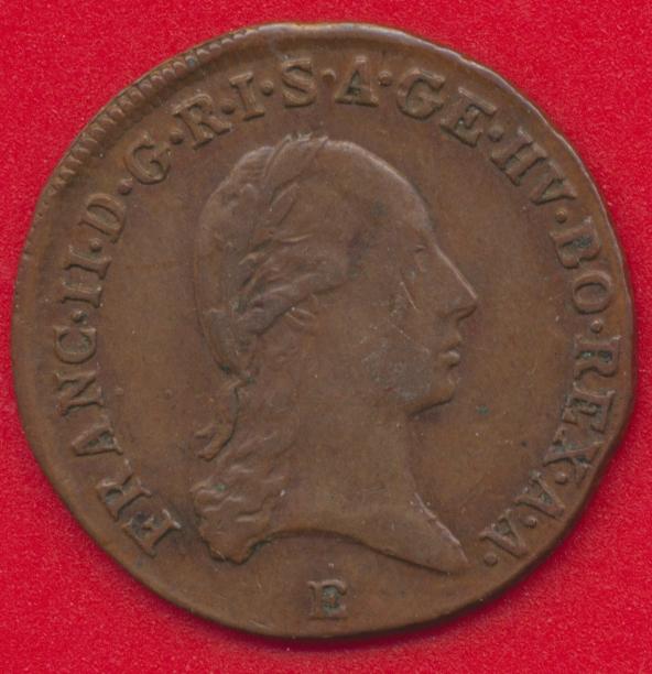 autriche-kreuzer-1800-francois-ii-vs