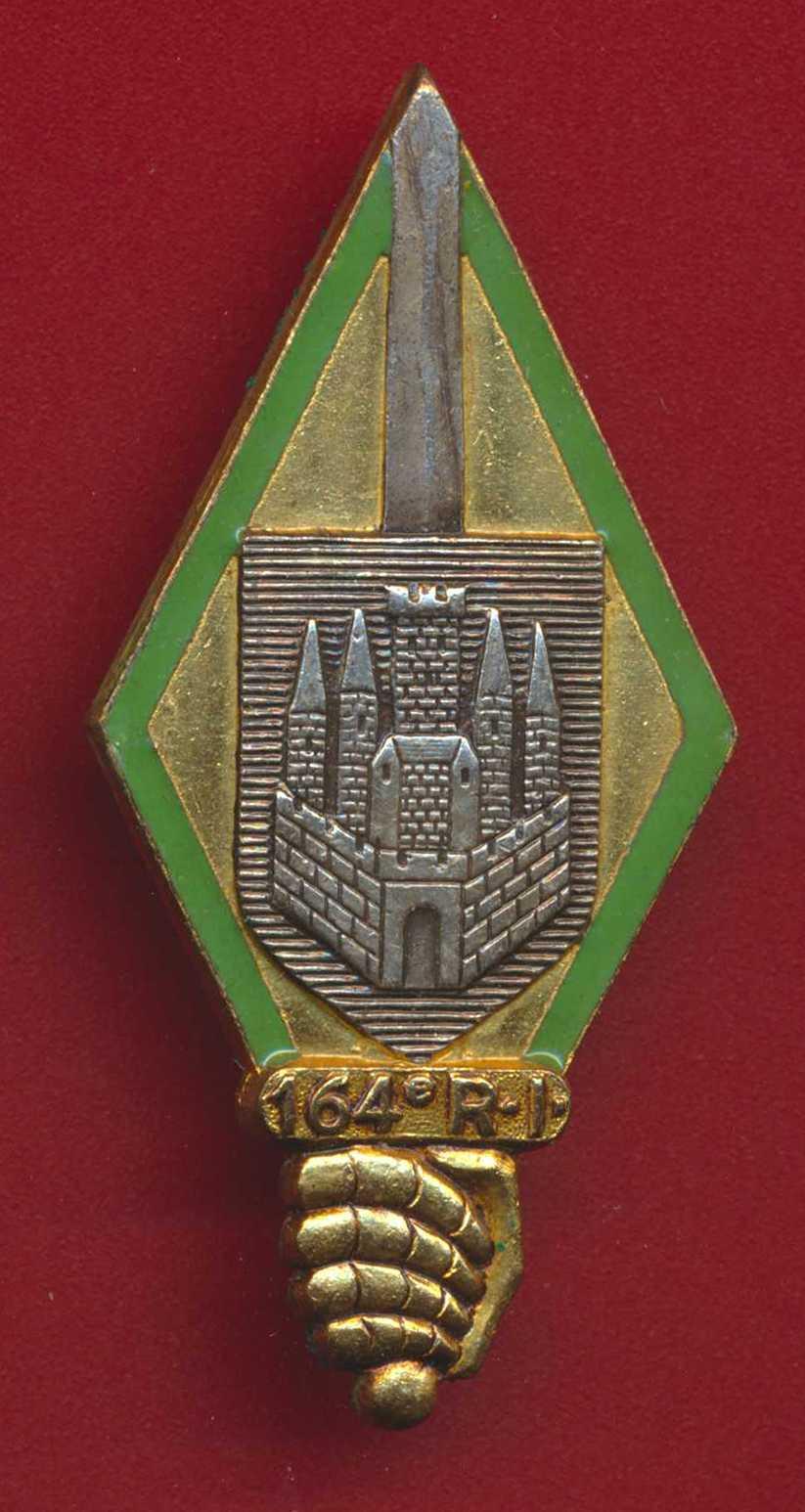 insigne-164-regiment-infanterie