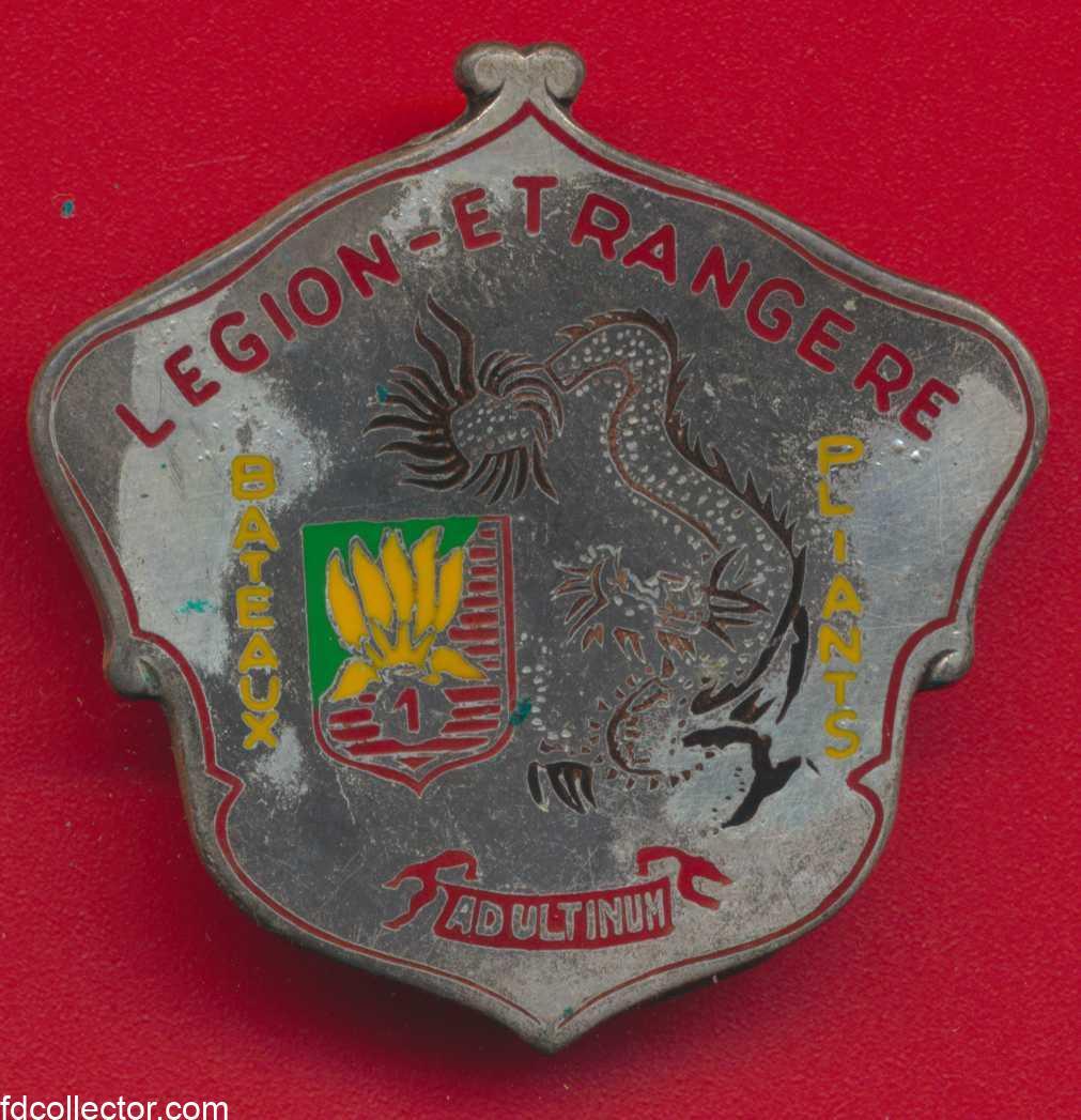 insigne-legion-etrangere-40-ccb-compagnie-bateaux-pliants-vs