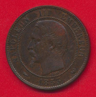 monnaie-visite-napoleon-iii-1853-dix-centimes-ville-lille-reconnaissante-vs