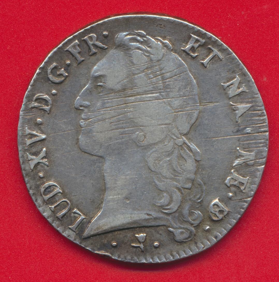 louis-xv-1770-pau-ecu-vs