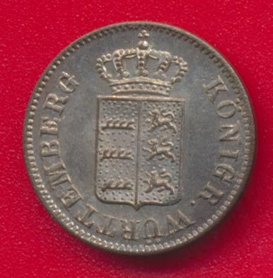 wurtemberg-allemagne-kreuzer-1842-vs