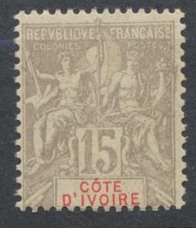 cote-ivoire-colonie-francaise-1900-15-centimes