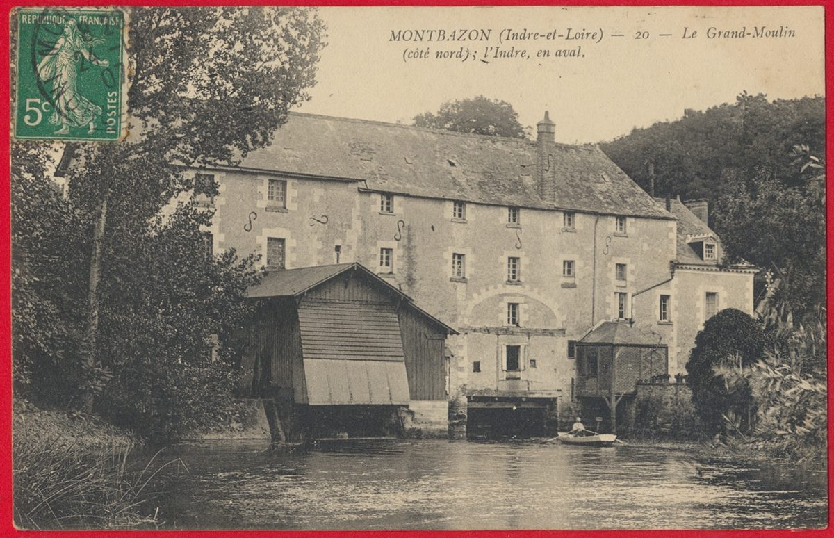cpa-montbazon-indre-loire-grand-moulin-aval-cote-nord