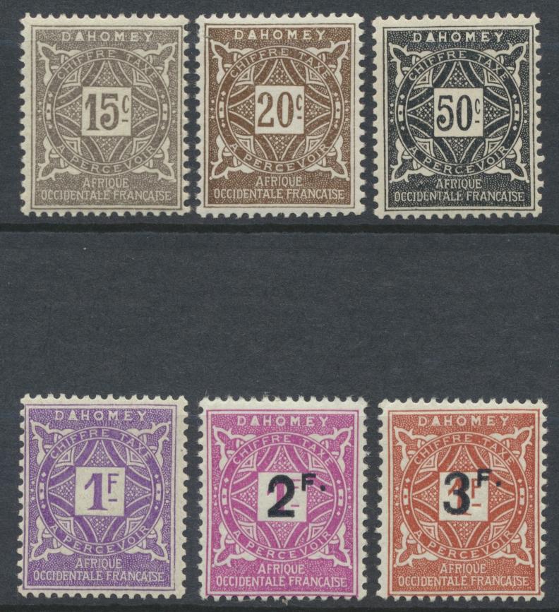 dahomey-taxe-1914-1927