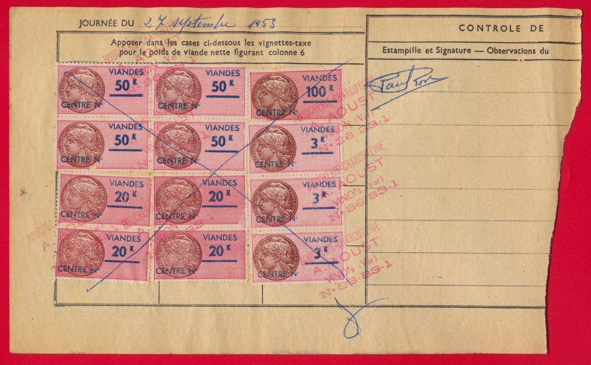 fiscaux-timbres-viande-20-kilo-100-50-3-1953