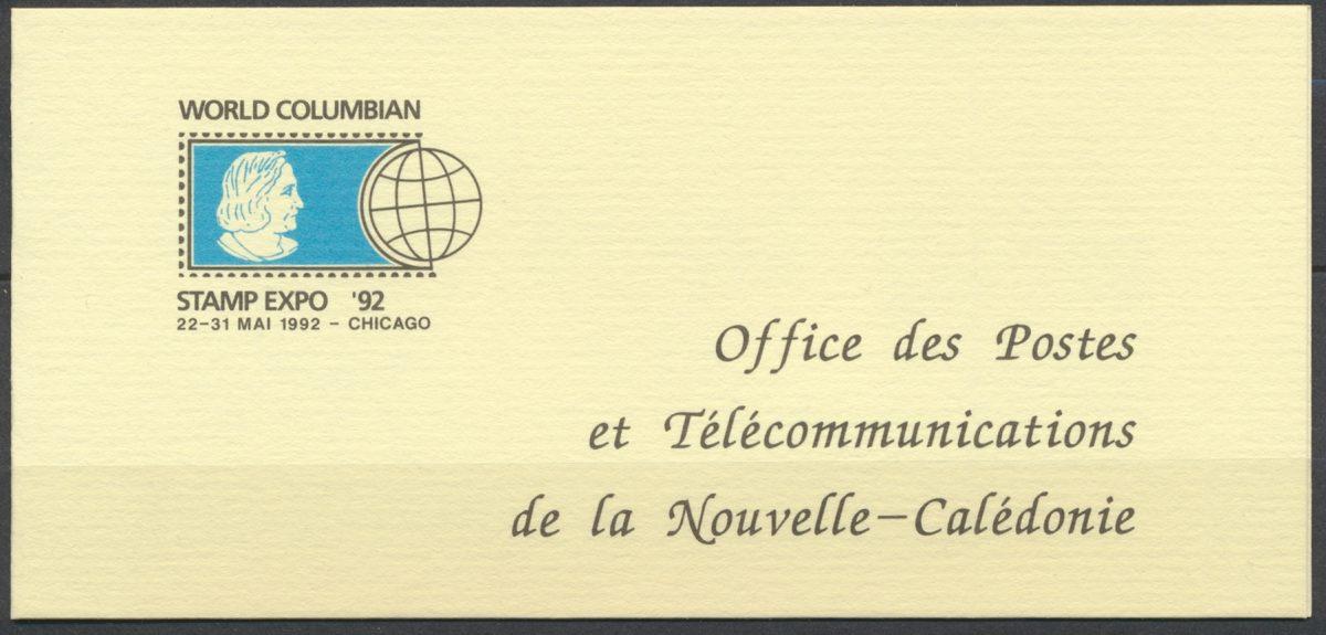 Nouvelle cal donie carnet poste a rienne les - Office des postes et telecommunications de nouvelle caledonie ...