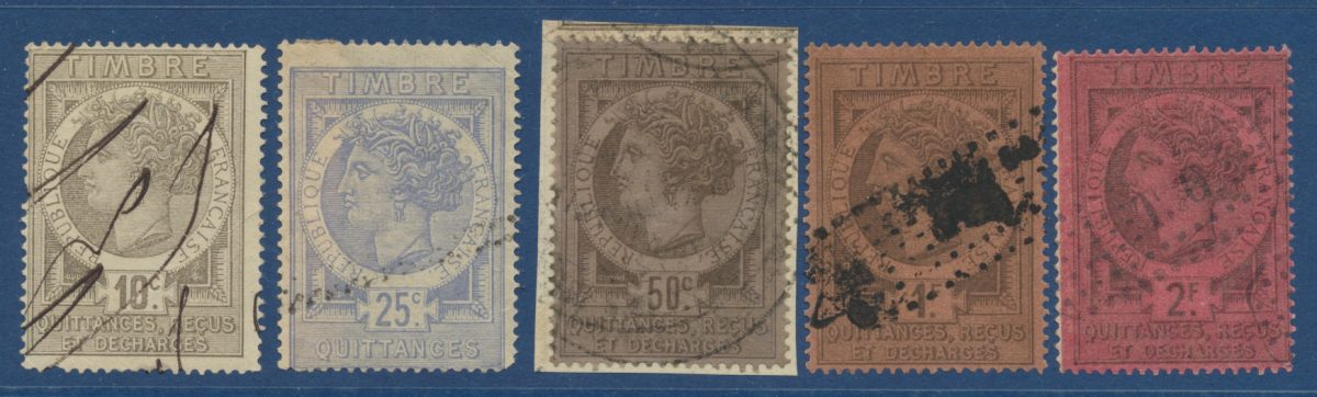 timbres-fiscaux-fiscal-serie-quittance-decharges