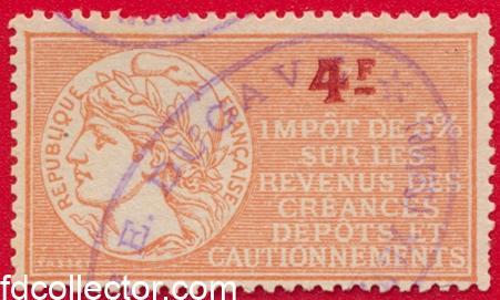 timbres-fiscaux-impot-revenu-1920-4-francs