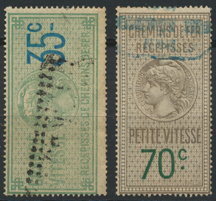 timbres-fiscaux-lot-recepisse-chemin-fer