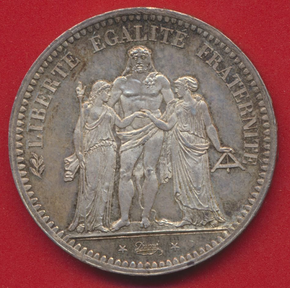 5-francs-argent-hercule-1848-paris-avers
