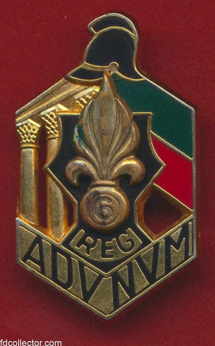 insigne-legion-etrangere-6-reg-genie