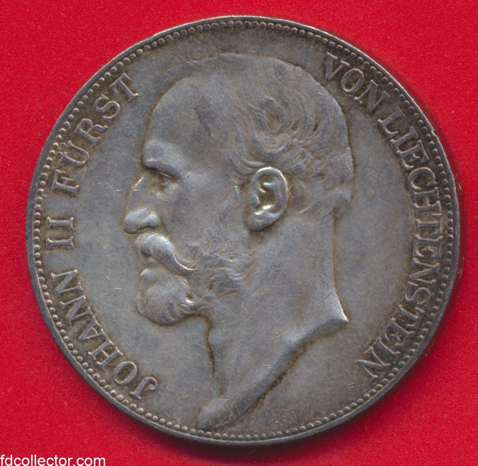 liechtenstein-5-franken-1924-johann-furst-vs